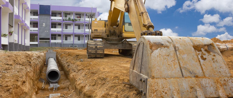 Underground Utility Services Sdc Site Development